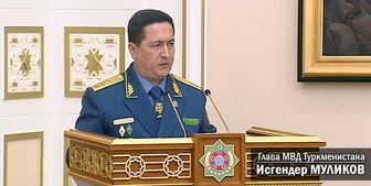 وزیر کشور ترکمنستان برکنار و بازداشت شد