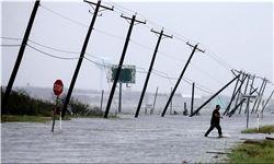 افزایش تلفات «طوفان هاروی» در آمریکا