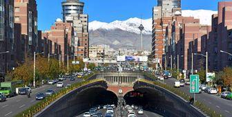 رونمایی از نقشه گردشگری شهر تهران