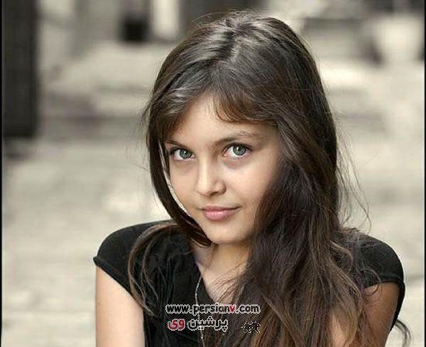 خوشگل ترین دختر جهان♥در کتاب گینس♥ 1