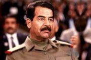 وقتی حاکم دبی در فکر کمک به صدام بود/ عکس