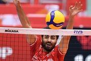 افزایش احتمال بازگشت موسوی و غفور به لیگ والیبال ایران