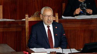 شکست پارلمان تونس