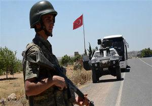جان باختن یک نظامی ترکیه به دست کردهای سوریه