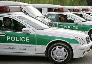 پاتک پلیس به پاتوق اراذل و اوباش