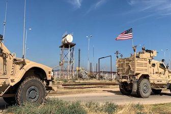 بازدید نیروهای ویژه آمریکا از میادین نفتی شمال شرق سوریه