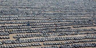 مجموع هزینه پارکینگ خودروها در مرز مهران 50 هزار تومان است