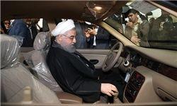 مانور انتخاباتی در زادگاه روحانی