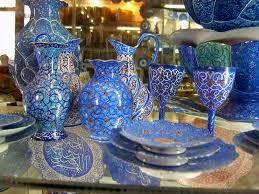 استقبال گردشگران نوروزی از محصولات دستی اصفهان