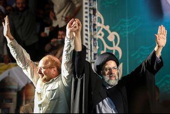 رییسی و قالیباف محبوب ترین چهره های سیاسی ایران در انتخابات های اخیر+عکس