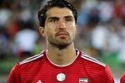 دعوت از لژیونر ایرانی به اردوی تیم ملی فوتبال