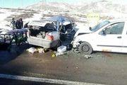 افزایش 9 درصدی تلفات جانی در جاده ها در آذرماه امسال