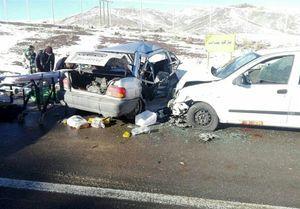 کاهش مصدومان حوادث رانندگی در ده ماهه نخست امسال