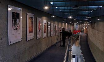 اعتراض در ساعات پایانی شب نخست جشنواره فیلم فجر/ عکس