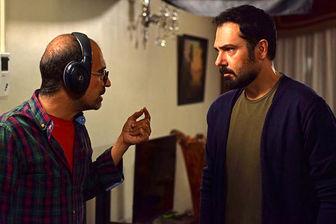 مهران رجبی در جمع «محکومین» تلویزیون/ عکس