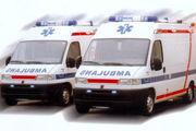 افزودن ۱۰۰۰ دستگاه آمبولانس به ناوگان اورژانس