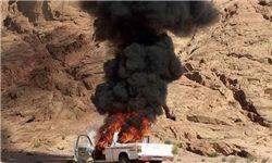 کشته شدن ۳۶ تروریست در حملات ارتش مصر در سیناء