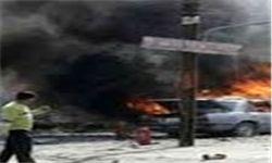 انفجار خودروی بمبگذاری شده در ریف دمشق