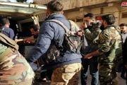 حمله تروریستی به ارتش سوریه