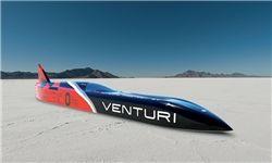 سریعترین خودرو برقی جهان را ببینید+ تصاویر