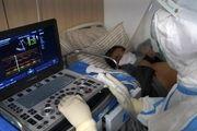 وضعیت بیماران مبتلا به کرونا/ گزارش تصویری