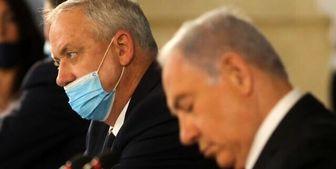 درگیری نتانیاهو و گانتز بر سر چگونگی مقابله با بحران کرونا