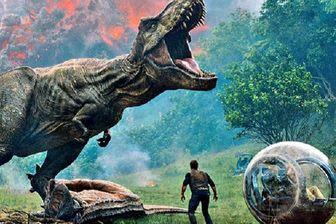 فروش خوب دایناسورها در گیشه سینمای جهان /عکس