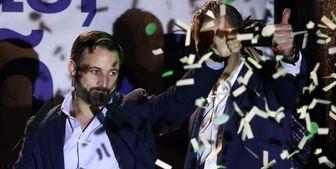 منافقین به رهبران 2 حزب اسپانیایی حقوق می دادند