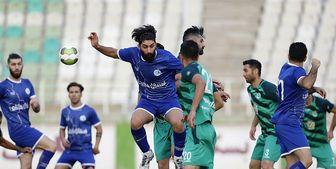 قهرمان لیگ دسته دو فوتبال ایران مشخص شد