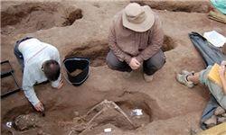 کشف اسکلت ۴۰ هزار ساله یک انسان