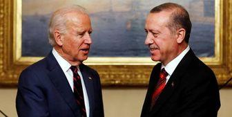 رایزنی بایدن با اردوغان درباره ایران