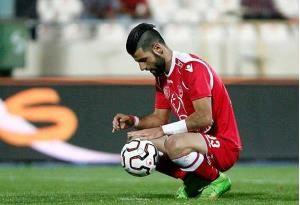 بازیکن پرسپولیس راهی لیگ کویت می شود