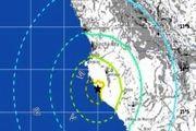 وقوع زمینلرزه بسیار قدرتمند در اندونزی