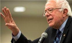 سندرز: نظام انتخابات درون حزبی دموکراتها را «متقلبانه» است