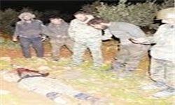 هلاکت تروریستهای سوری در حین بمبگذاری یک خودرو
