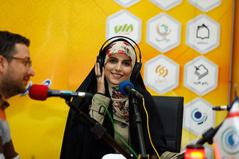 مژده لواسانی اجرای رادیو پیام را بر عهده گرفت