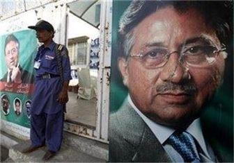 حزب مشرف انتخابات پاکستان را تحریم کرد