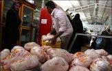 نرخ مصوب مرغ تازه در میادین میوه و تره بار