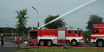آتشسوزی در بیمارستانی در آلمان