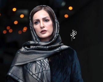 پست احساسی شقایق دهقان برای مرحوم آزاده نامداری /عکس