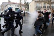 تظاهرات گسترده ضد سرمایه داری در اروپا