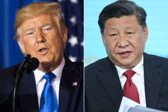خودداری ترامپ از گفتوگو با رییس جمهوری چین