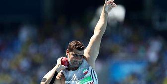 مدال نقره سجاد محمدیان در پارالمپیک توکیو