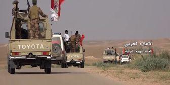 حشد شعبی حمله داعشیها در جنوب موصل را دفع کرد