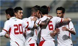 پیشنهاد رسمی غنا برای بازی دوستانه با ایران