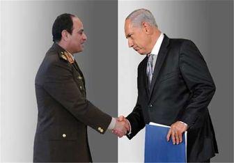هدیه گرانبهای مردم مصر به اسرائیل