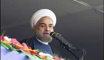 پیام روحانی به غرب در ۲۲ بهمن / فیلم