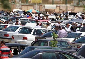 کاهش یکباره قیمت خودرو همزمان با ریزش قیمت ها در بازار ارز