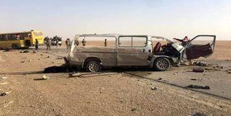 جان باختن 10 زائر ایرانی در عراق