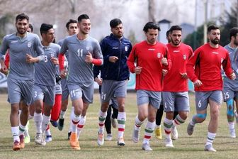 برگزاری اردوی تیم امید از 15 مهر در تهران